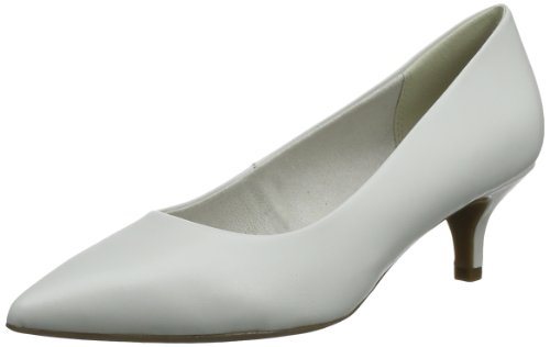 Tamaris 1-1-22300-22 Damen Pumps Weiß (White 100)