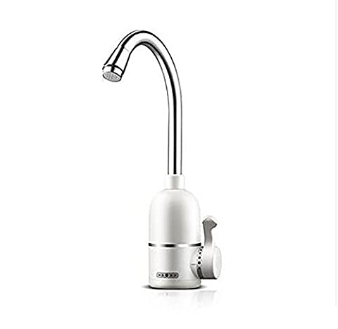 Electric Water Heater 360°Rotation 220V Instant Kitchen Side of the water Hot Water Faucet Hot and