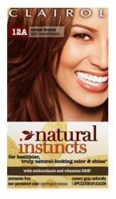 Clairol colore naturale istinti 012A Navajo Bronzo