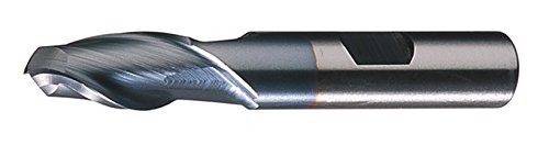2 Flute-single-end-ball (Cleveland C39029 HG-2B High Speed Steel Single End 2-Flute Center Cutting Ball Nose Finisher End Mill by Cleveland)
