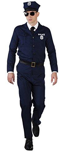 Kostüm Polizist (Kostüm Polizisten Für Erwachsene)