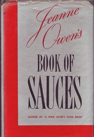 Jeanne Owen's Book of sauces