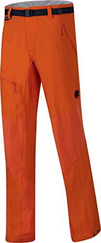 Mammut Base Jump Pants dark orange