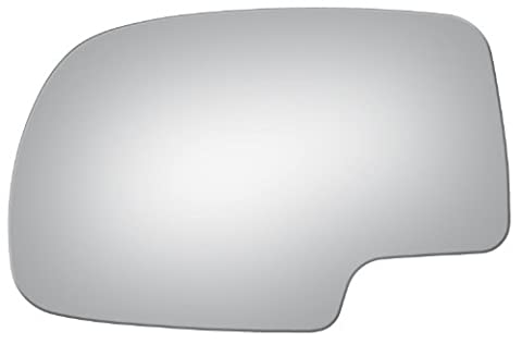 2000 - 2006 CHEVROLET TRUCK BLAZER/TAHOE (FULL SIZE) Flat Driver Side Replacement Mirror Glass by Automotive Mirror Glass