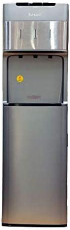 Bottom Loading Water Dispenser 500W 63CN Silver