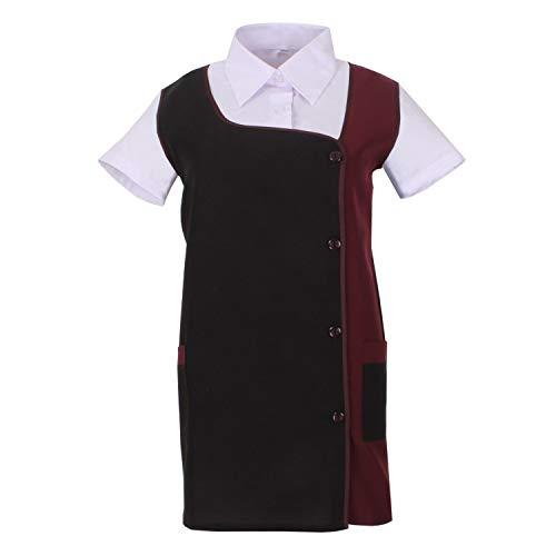 MISEMIYA Apron Shirt 630 Camisa Trabajo