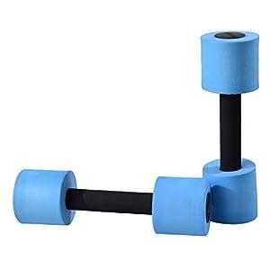 Beco Aqua Hantel Größe S | M | L Aqua Fitnessgerät Wassersport aus PE-Schaum