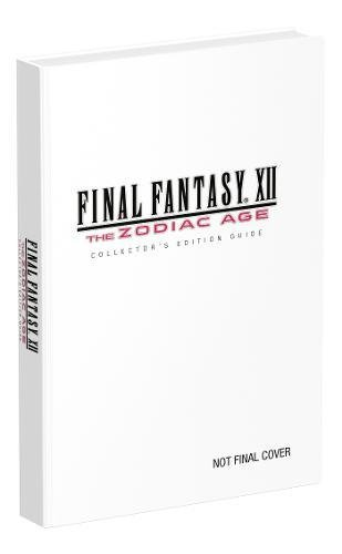 Final Fantasy XII: The Zodiac Age: Prima Collector..