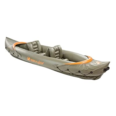 Coleman TahitiTM 2-Person Fishing Kayak by Sevylor by The Coleman Company, Inc.