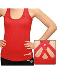 Best Body Nutrition Woman Premium TankTop red