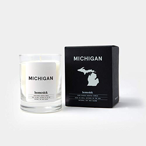 Homesick Mini-Duftkerze Elektrisch 1.5 oz Michigan