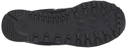 New Balance 574, Sneaker Donna Nero (noir)