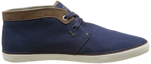 Redskins Lecode, Baskets mode homme Bleu (Navy/Antilope)