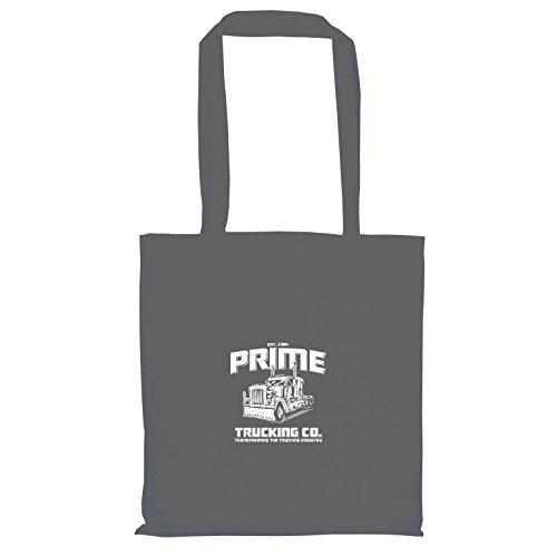 TEXLAB - Prime Trucking - Stoffbeutel, grau