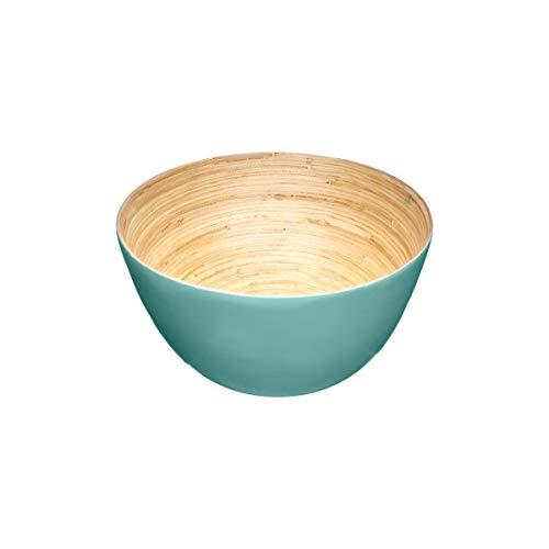 Secret de Gourmet - Saladier bambou vert D17