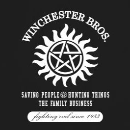 Winchester Bros. Family Business - Stofftasche / Beutel Pink
