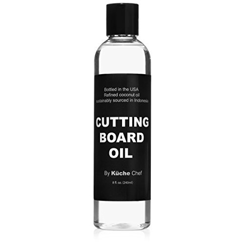 Öl für den täglichen Gebrauch-abgefüllt in den USA aus nachhaltig Angebauten nicht GVO Raffinierte Kokosöl. Schützen Holz Schneidebrett, nicht enthalten Petroleum (Mineral Öl) ()