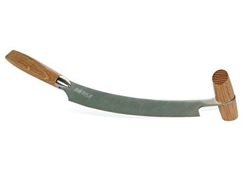 BOSKA 320109 Life - Cuchillo para Queso, Mango de Roble, 15 cm