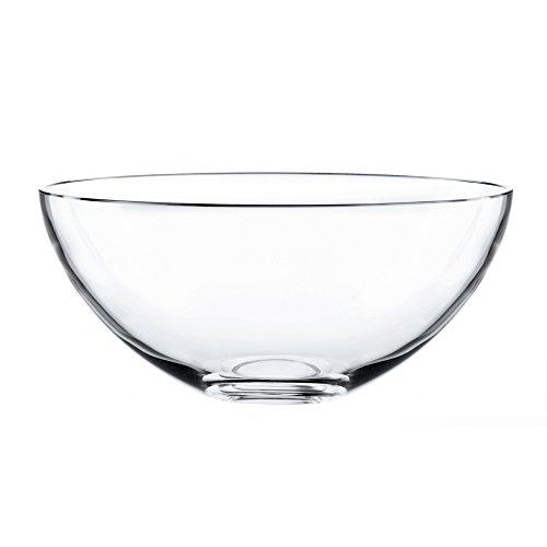 Spiegelau & Nachtmann, Schale, Ø25 cm, Kristallglas, Vivendi à al Carte, 0081463-0 A-la-carte-schalen