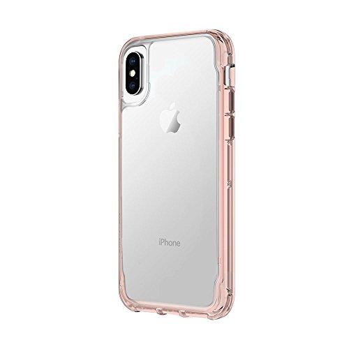 Griffin Survivor All Terrain Coque pour iPhone 5/5s/iPhone SE - Noir Rose Doré