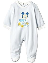 Fantasia Pelele Baby Disney Azul Celeste 3 Meses (56 cm)