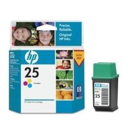 HP 51625A/AE DJ3X X/4XX NO25 Inkjet / getto d