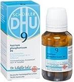 DHU Schüßler-Salz Nr. 9 Natrium phosphoricum D6, 200 St. Tabletten