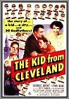 The KID FROM CLEVELAND (1949) George Brent, Russ Tamblyn
