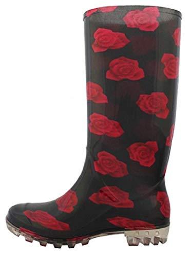 Shoes8teen Shoes 18 Womens Classic Rain Boot