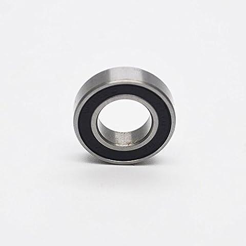 6900–2RS 61900–2RS 6900rs 69002RS 10piezas 10x 22x 6mm, acero cromado, Deep Groove rodamientos de goma sellada rodamiento de pared