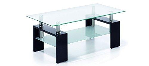 Due-home Mesa Centro Moderna de Cristal