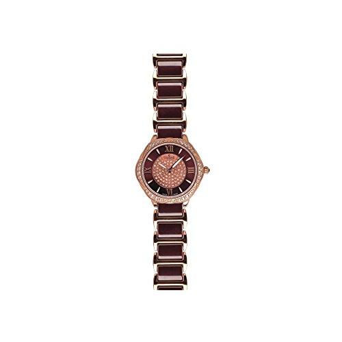 Charmex Rodeo Drive Women's 34mm Multicolor Steel Bracelet & Case Watch 6287