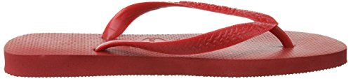 Havaianas - Top - Tongs - Mixte Adulte Rouge (Red / 1440)