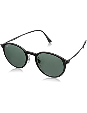 Ray-Ban 601S71 4224 Gafas de sol, Wayfarer, 49, Negro
