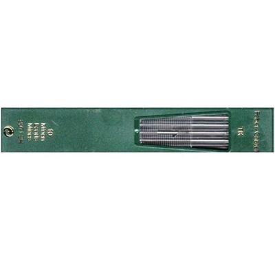 Faber-Castell 127113 - 10 Fallminen TK 9071, Minenstärke: 2,0 mm, Härtegrad: 3H