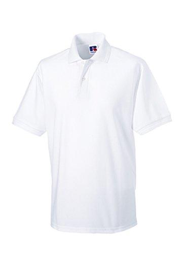 Z599 Strapazierfähiges Poloshirt 599 White