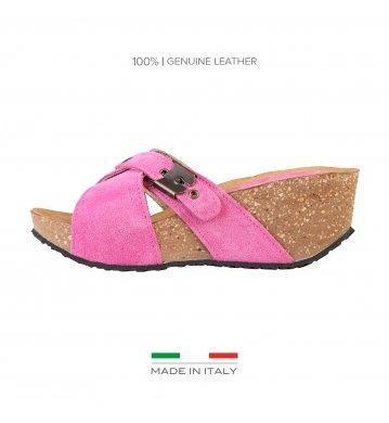 zeppe scarpe Superga S99P300_FUXIA Pink
