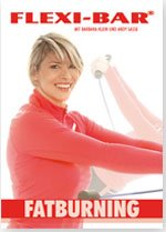 FLEXI-BAR 1031 DVD Fatburning, Mit Barbara Klein und Andy Sasse (Ausrüstung Workout Bars)