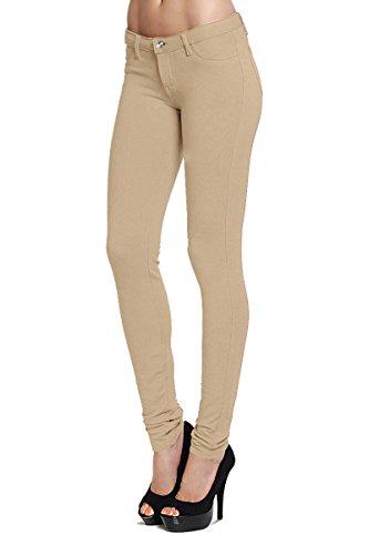 Blush Avenue® Womens Ladies Girls NEW Plus Size Stretch Jeggings Pants Jeans Pockets Size 8-26