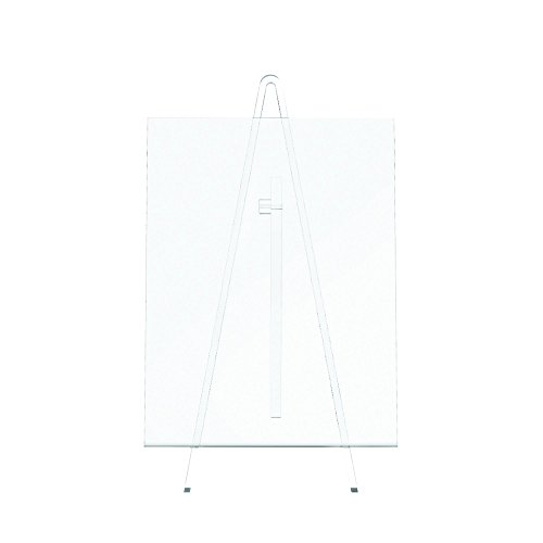 Superior Image Easel Back Sign Holders , 8 1/2 x 11, Clear
