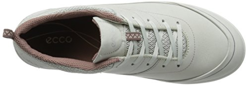 Ecco Arizona, Scarpe Sportive Outdoor Donna Bianco(Shadow White/Woodrose 59497)
