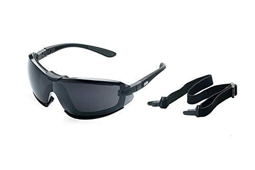 RAVS Sportbrille Schutzbrille Sonnenbrille - höchst möglicher UV Schutz Cat.4