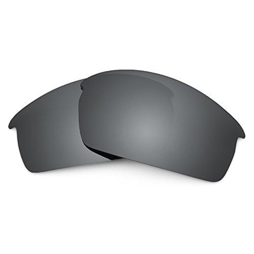 Revant Verres de rechange polarisés Noir Chrome pour Oakley O Rokr Pro c82ff8b10c67