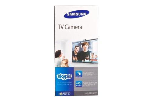 Samsung VG-STC3000/XC Skype HD TV-Kamera (5 Megapixel)