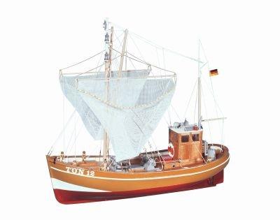 Preisvergleich Produktbild WP KRABBE TÖN 12 RC Boot