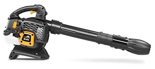 McCulloch 00096-78.653.01 GBV322 VX Soplador aspirador de gasolina para jardín con motor de 800 vatios...
