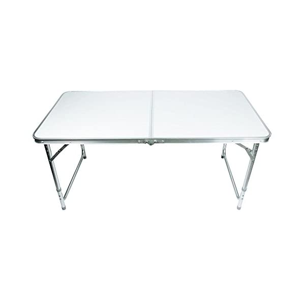 Oypla 4ft Folding Outdoor Camping Kitchen Work Top Table 2