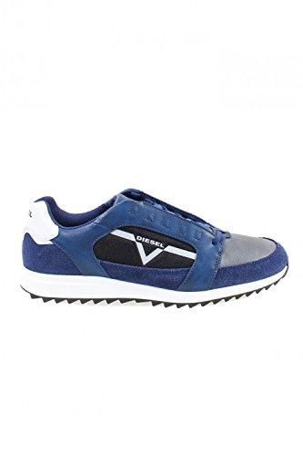 Diesel Y01461, Chaussures homme Bordeaux