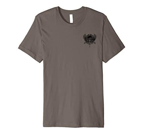 Air Force Security Forces Defensor Fortis Patch T-Shirt