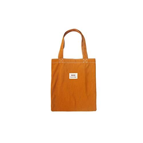 Herz Tote Handtasche (Frauen Arbeiten Segeltuch Feste GroßE KapazitäTs Schulter Tote Handtaschen Kursteilnehmer Tasche Um Gelb One Size)